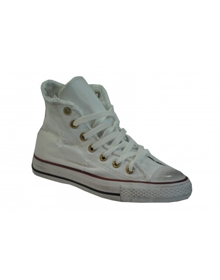 All star hi denim 123159 CON VHITE DENIM